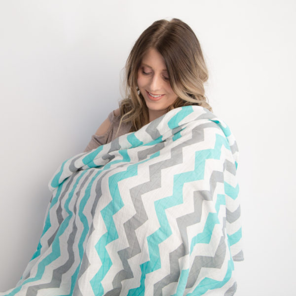 swaddle blanket nursing cover up