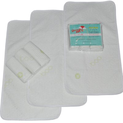 waterproof absorbent changing mats